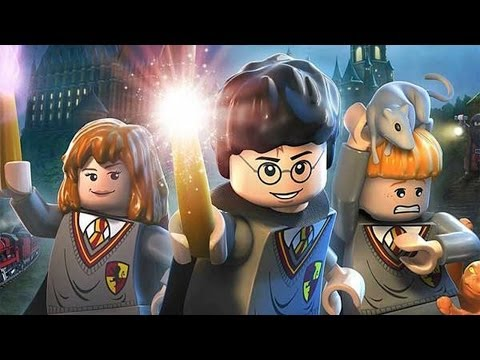 LEGO Harry Potter  Años 1-4  Pelicula Completa Full Movie Videos De Viajes