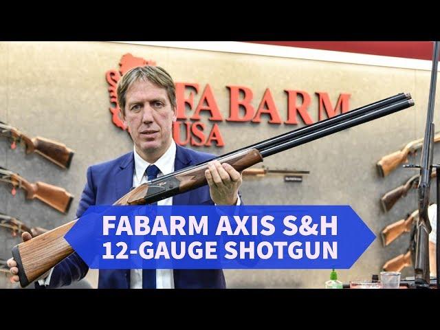 Fabarm AXIS S&H 12-gauge shotgun