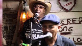 Leroy Thomas & The Zydeco Roadrunners - Last Night I Got Loaded (Live @Pickathon 2014)