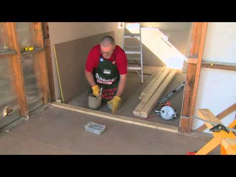 How To Build A Stud Wall - DIY At Bunnings