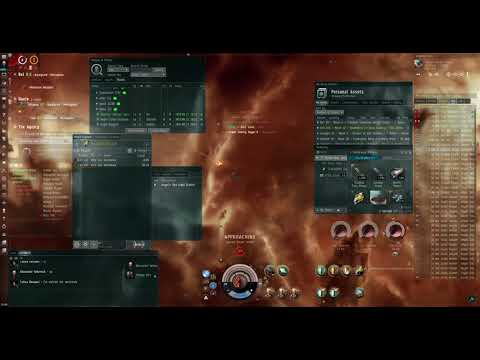 EVE-online Angel's Red Light District | Angel Cartel 5/10 DED complex. New Tengu