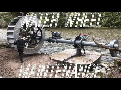 Demonstration of Waterwheel