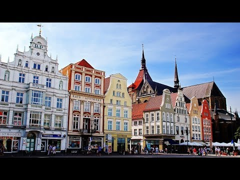 Rostock & Warnemünde, Germany