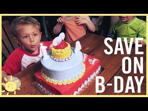 BUDGET | Don't Overspend on Kid's Birthdays!
