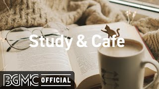 Study & Cafe: Positive Mood Spring - Sunny Spring Jazz Cafe Music to Relax