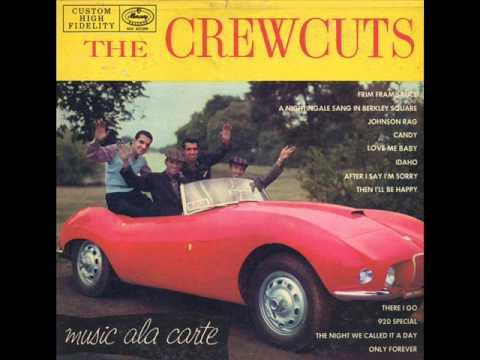 Crew-Cuts - Love Me Baby (Mercury LP 20199) 1957