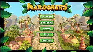 Marooners - Party Game// First 20 Minutes// Walkthrough// PS4