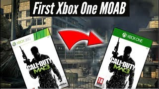MW3- My First Xbox One MOAB... (BACKWARDS COMPATIBLE)