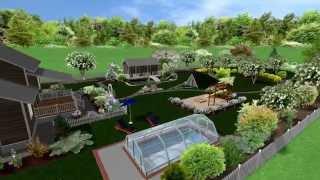 видео Генеральный план это ландшафтный дизайн