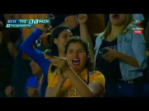 Resumen   Tigres UANL 1 - 1 Pachuca   Liga MX - Clausura 2019 Clausura    Tigres Oficial
