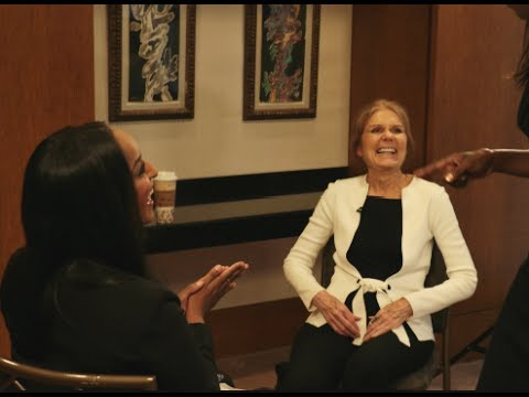 Gloria Steinem talks feminism, BLM and why we can't defeat sexism without fighting racism