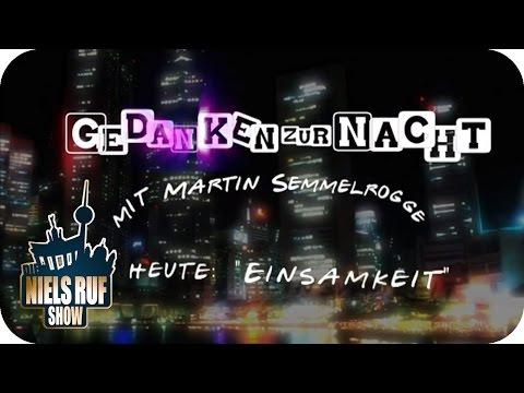 Gedanken zur Nacht mit Martin Semmelrogge   Die Niels Ruf Show