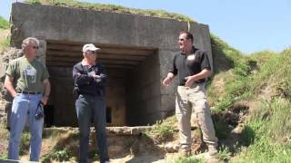 2010 Patton Tour - Omaha Beach