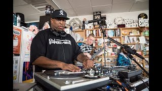 DJ Premier & The Badder Band: NPR Music Tiny Desk Concert