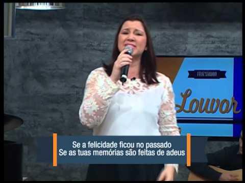 "Joyce Carnassale - ""Resgate"" no Feliz Sábado"