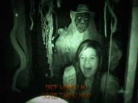 2011 Halloween Scare Takes - Drop Window...