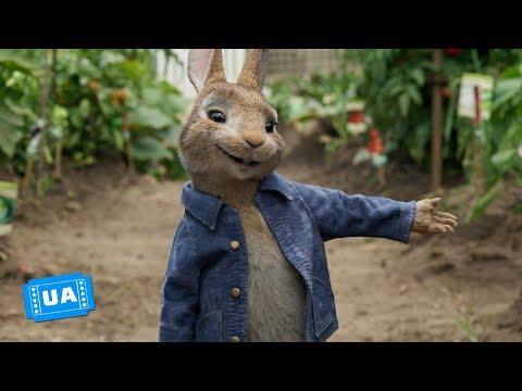 Кролик Петрик - Офіційне відео (українською, 2018)