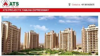 ATS New Project | ATS New Project Yamuna Expressway | ATS Residential Project Yamuna Expressway