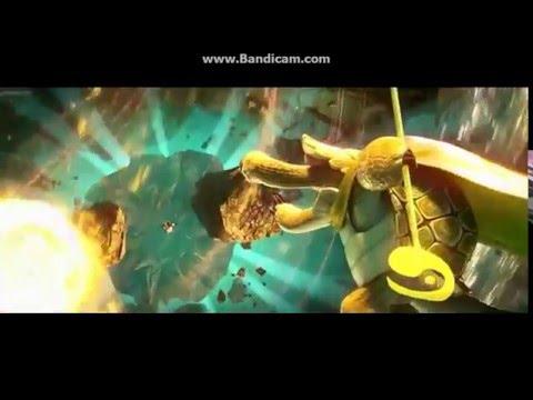 Kung Fu Panda 3 - Oogway vs. Kai (with English subs)