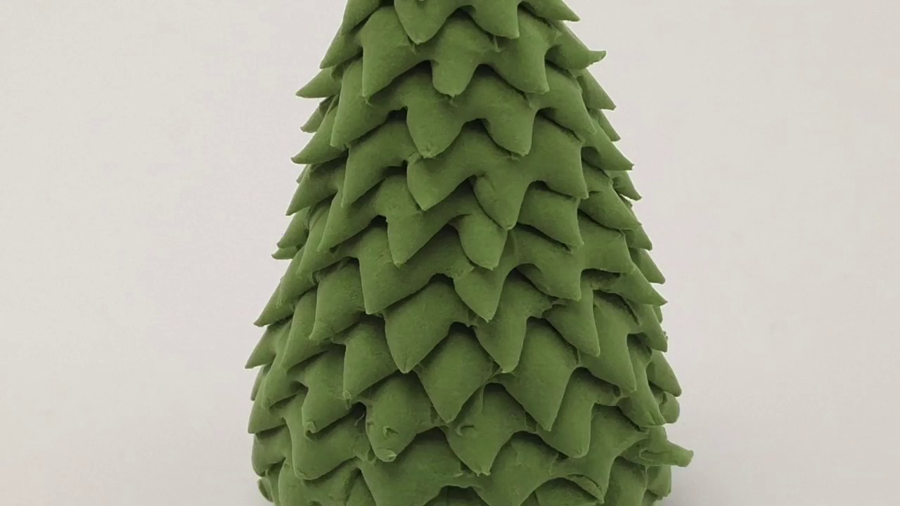 How to make a tree of plasticine with your own hands 39