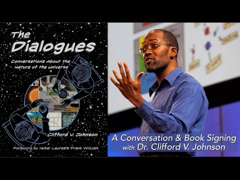 A Conversation with Dr. Clifford V. Johnson | All Space Considered at Griffith Observatory
