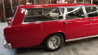 1966 Ford Fairlane Country sedan