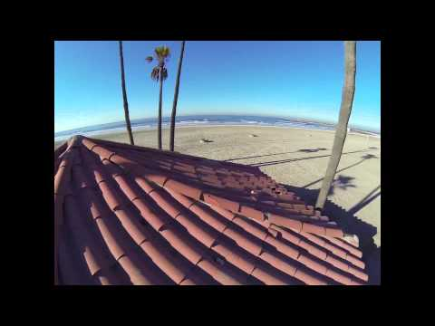 Oceanside Air. Drone footage.