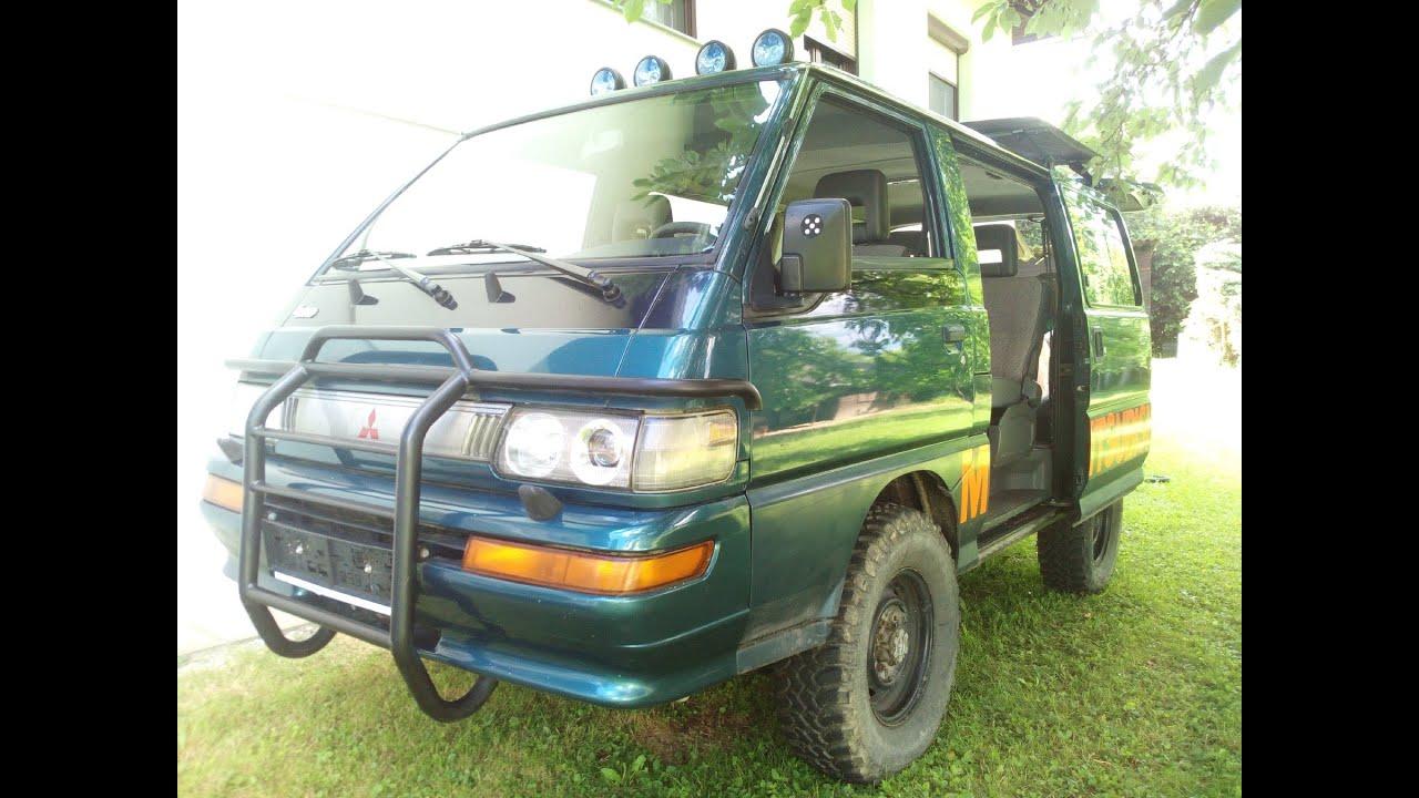 Mitsubishi L300 4WD