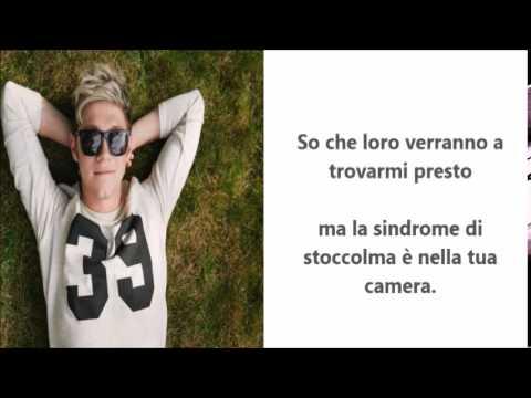 One Direction Stockholm Syndrome Traduzione Italiana
