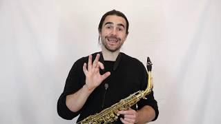 Composer Resources: Saxophone, Multiphonics / Joshua Hyde