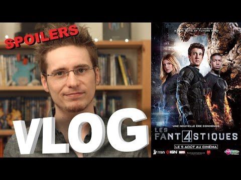 Vlog - Les 4 Fantastiques (SPOILERS) streaming vf