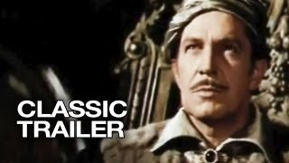 The Raven Official Trailer #1 - Vincent Price Movie (1963) HD