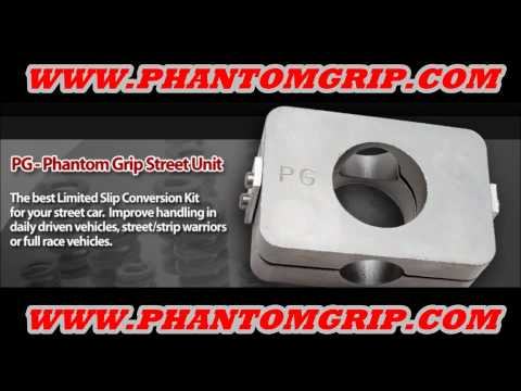 Phantom Grip Limited Slip Differential