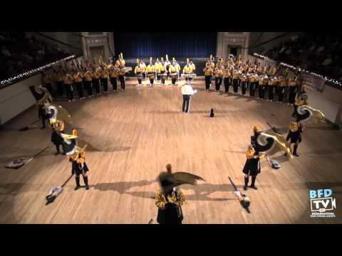 Blessed Sacrament Golden Knights @ 2015 Plymouth Show - BFDTV