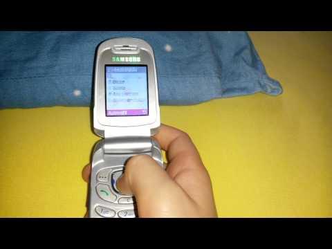 Samsung SGH-X490 Melodie 6