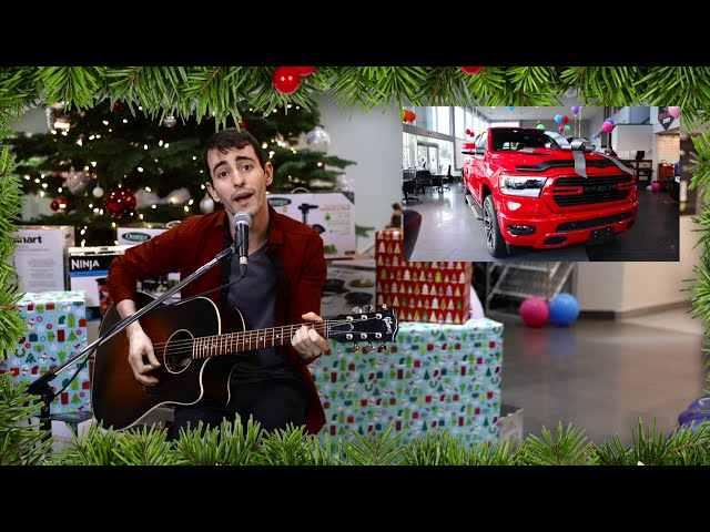 Abbotsford Chrysler's 2020 Holiday Song