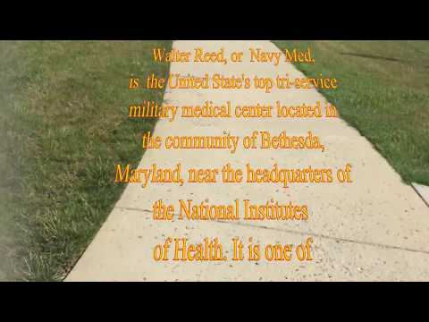 Walter Reed National Military Medical Center/US presidents hospital
