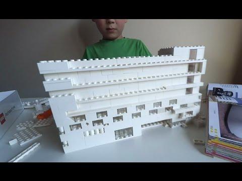 Architecture Studio Lego lego architecture studio 21050. Лего Архитектура. speed build
