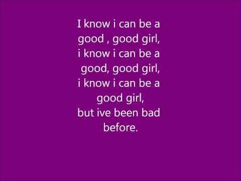 Alexis Jordangood girl*with lyrics