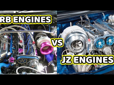Rb SKYLINE engines vs SUPRA JZ series of engines. WHICH IS BEST?