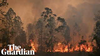 Australia fires: nation braces for 'catastrophic' bushfire week