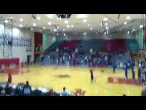 Indianapolis Met B Ball Game vs North Central 11-25-15