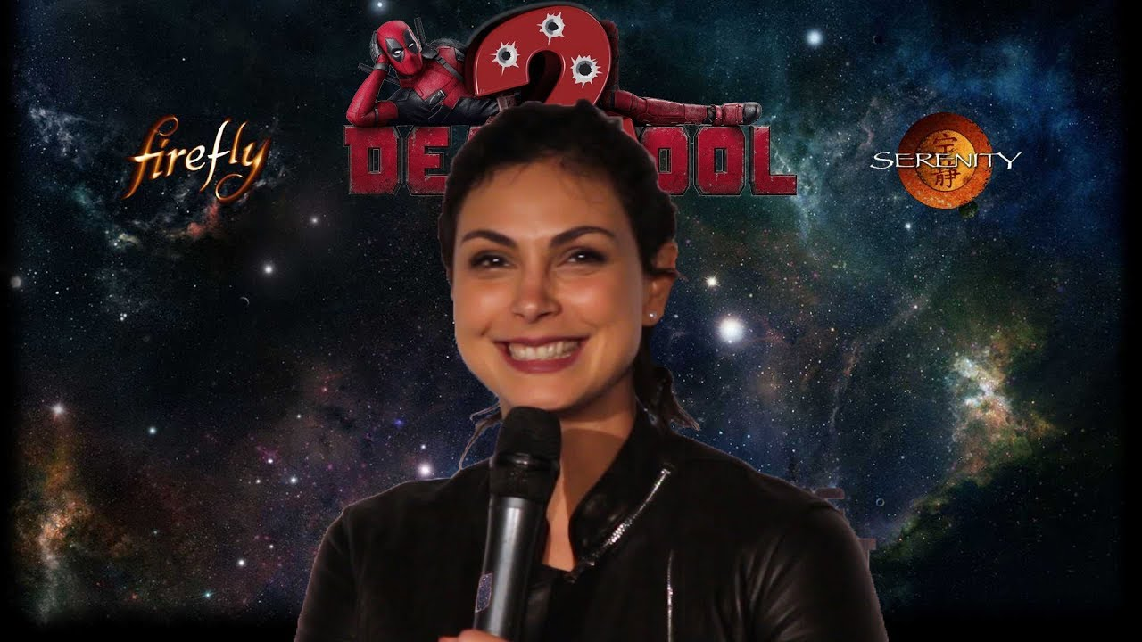 Morena Baccarin Talks Deadpool 2, Firefly And Gotham