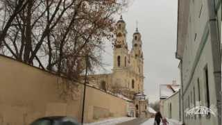 Pažink Vilnių. 01. Vilniaus Barokas.