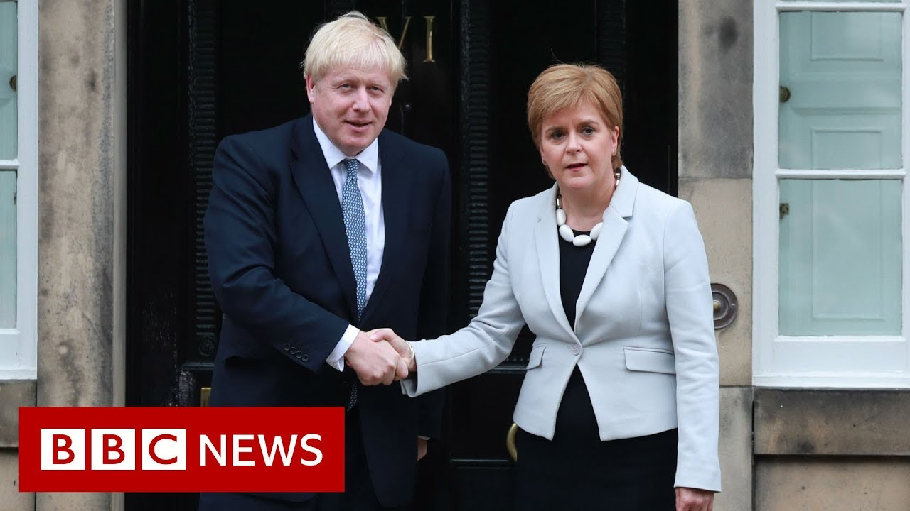 Brexit: UK's new PM accused of pursuing 'no-deal' - BBC News