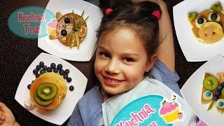 Pancakes czyli amerykańskie naleśniki po mojemu :)