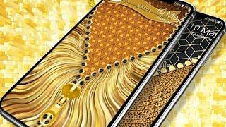 How to set Gold lock screen | technical blogger screenshot 3