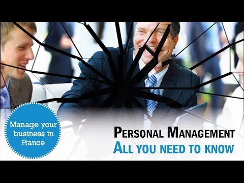 Personal management in France :  all you need to know !