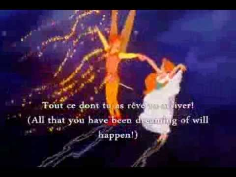 Thumbelina - Let Me Be Your Wings (French Canadian) (subs+trans) indir