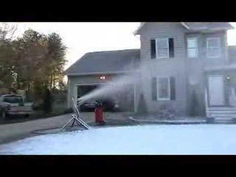 Turbocristal Central Nozzle On Hedco Snowcub Doovi